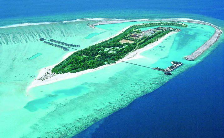 Paradise Island Maldives All Inclusive | Paradise Island Resort & Spa отель Мальдивы ...