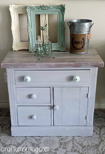 Exceptionnel Annie Sloan Chalk Paint Idea   Furniture Makeover