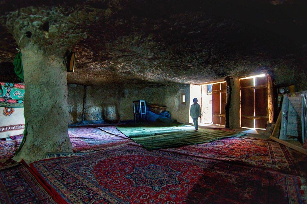 Meymand village is located in the mountains. This place is a small mosque. Kerman in Iran. . . . Cre... - #located #meymand #mosque #mountains #place #small #village - #IranMuseum