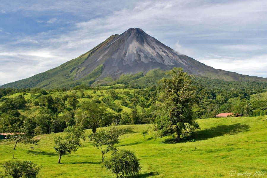 Volcán Arenal - La Fortuna