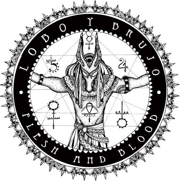 Ilustrações •   Warriors   Anubis tattoo, Egyptian tattoo, Egypt tattoo