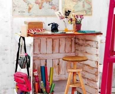 Fotos palets de madera para hacer muebles reciclados para for Fotos muebles reciclados
