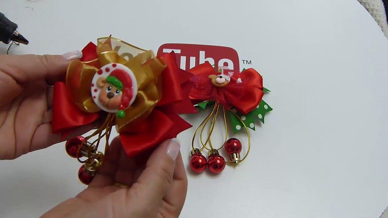 Imagenes de como hacer monos de navidad