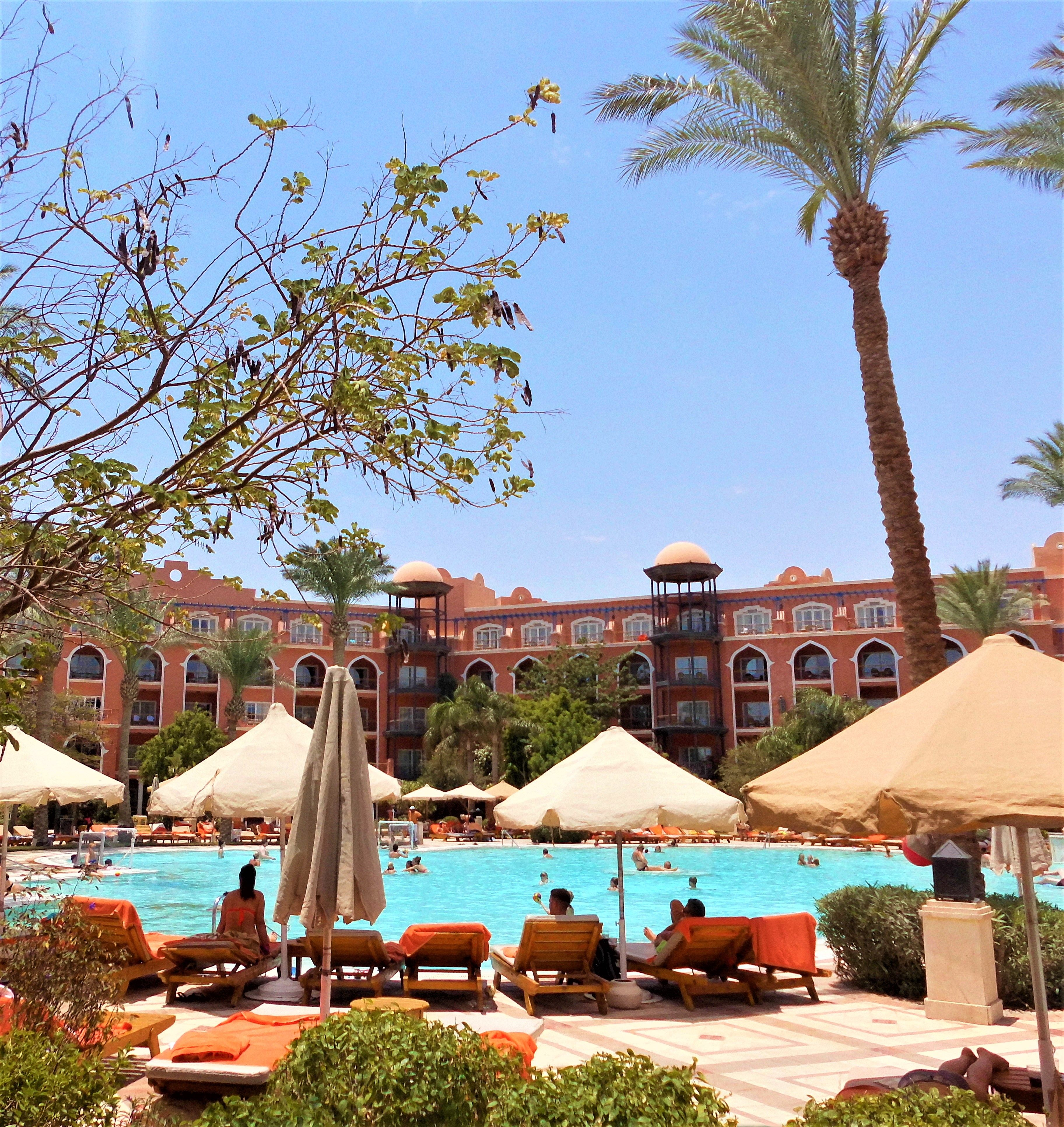 5 The Grand Resort Hurghada Red Sea Hotel Hotel Tipp In Hurghada