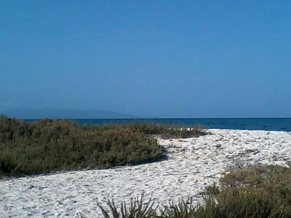 """Spiaggia """"le Saline""""a Stintino"""