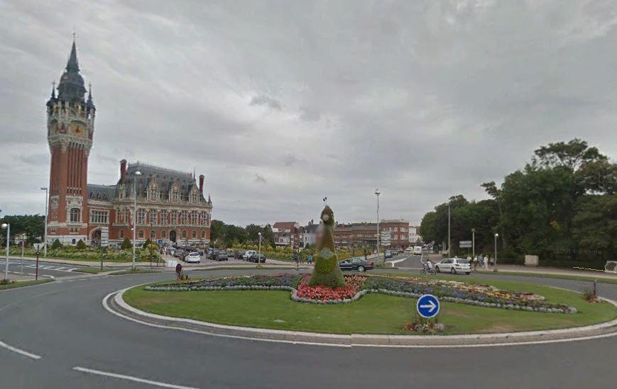 Calais Peacok(62)