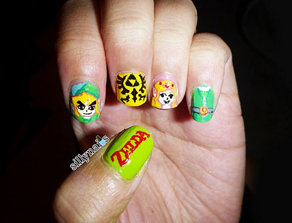 Nail Art Designs Games Online Free To Bend Light
