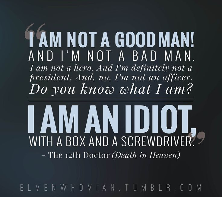 """7 Reasons You Should Watch """"Doctor Who"""""""