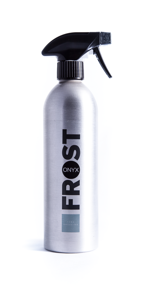 ONYX Tyre Dressing 500ml £9.00 Nothing says 'cool car