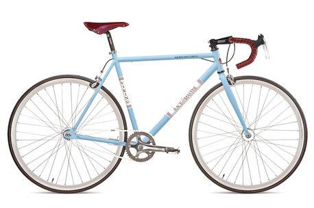 Viking Retro Fixed Single Speed Road Bike 2011 Fully Assembled
