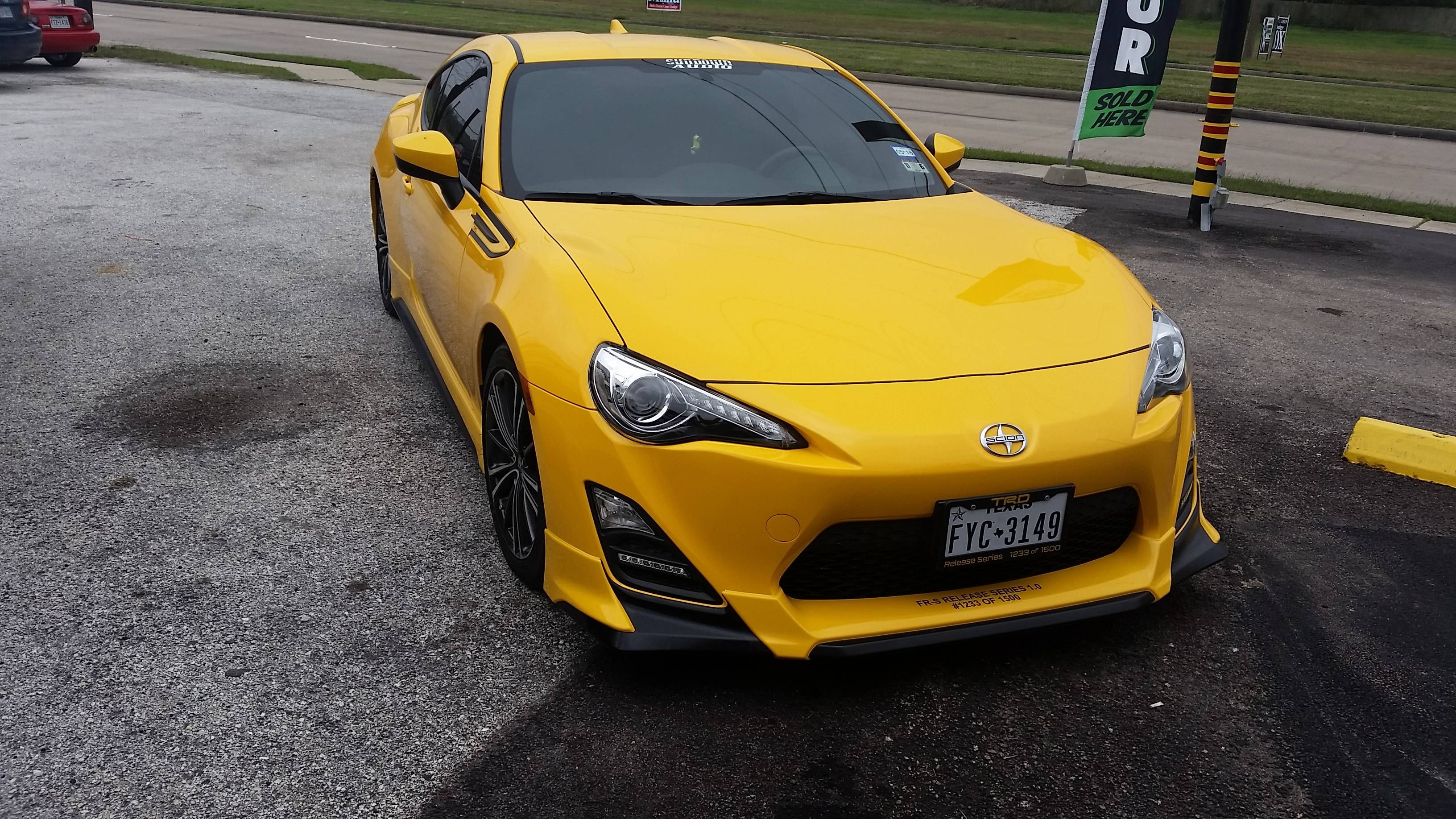 Found A Trd Scion Fr S One Of 1500 R Spotted Scion Trd Toyota Gt86
