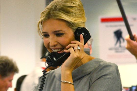 Ivanka Trump Continues Stonewalling the Press About Her Wedding