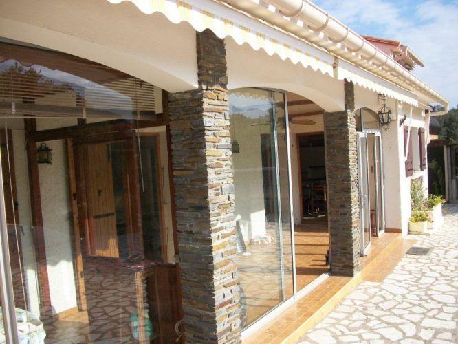 VENTE MAISON 7 PIECES 168 M2 AVEC PISCINE LAROQUE DES ALBERES - classe energie e maison