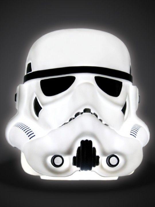 Small Stormtrooper Adult Mood White Light Star Wars IY2DHWE9
