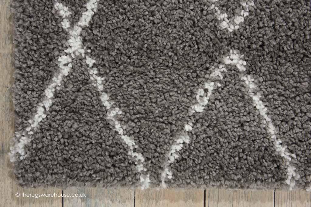 Riad Grey Ivory Rug Texture Close Up Calvin Klein Home A Soft