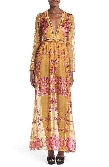For Love Lemons Barcelona Maxi Dress Nordstrom Womens Maxi Dresses Maxi Dress Dresses