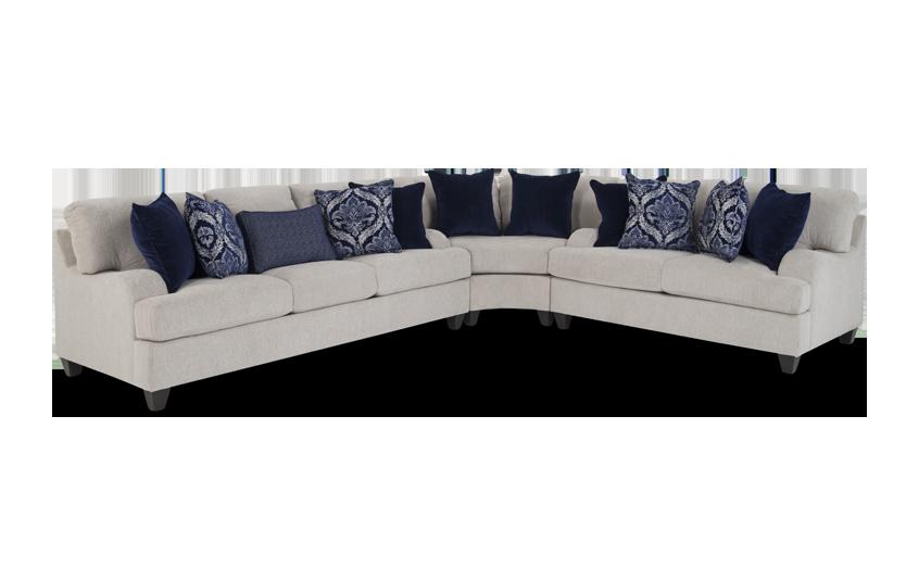 Hamptons Sectional Furniture Sofa
