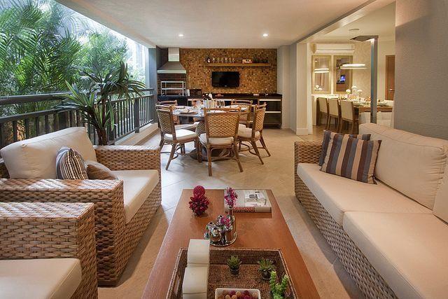 como decorar terrazas grandes Casa Pinterest Terrazas, Casas y - como decorar una terraza