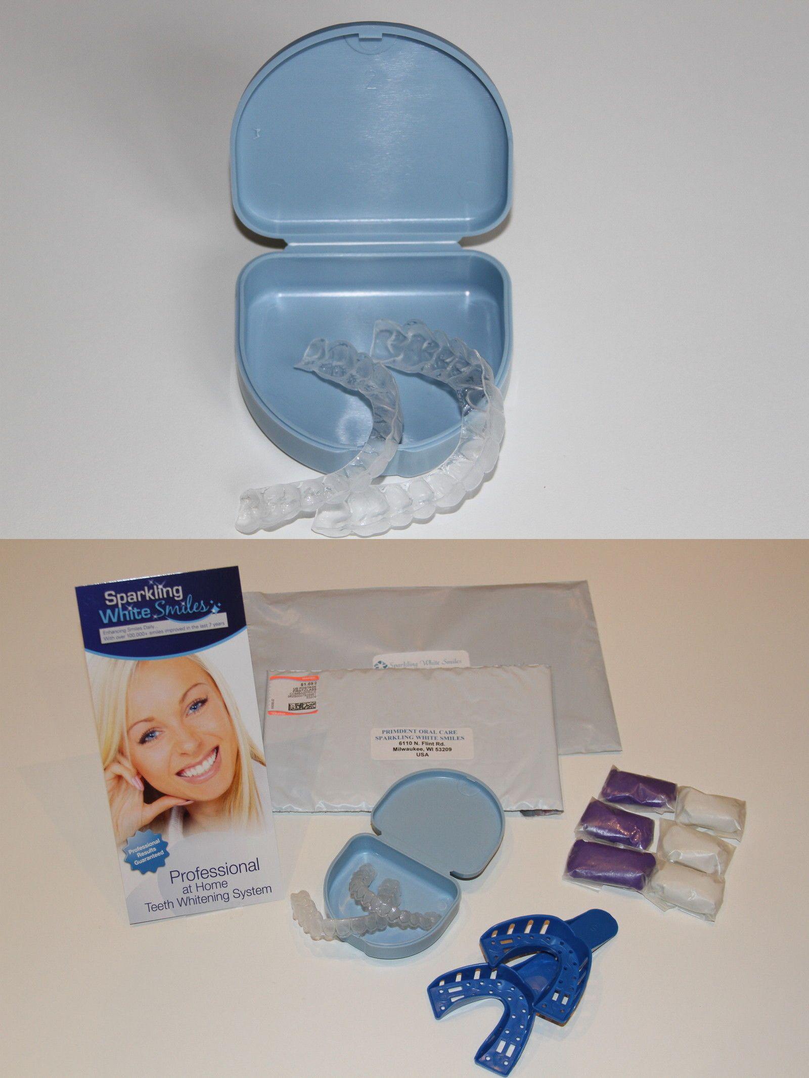 Whitening custom trays teeth tooth whitening bleaching ue buy it