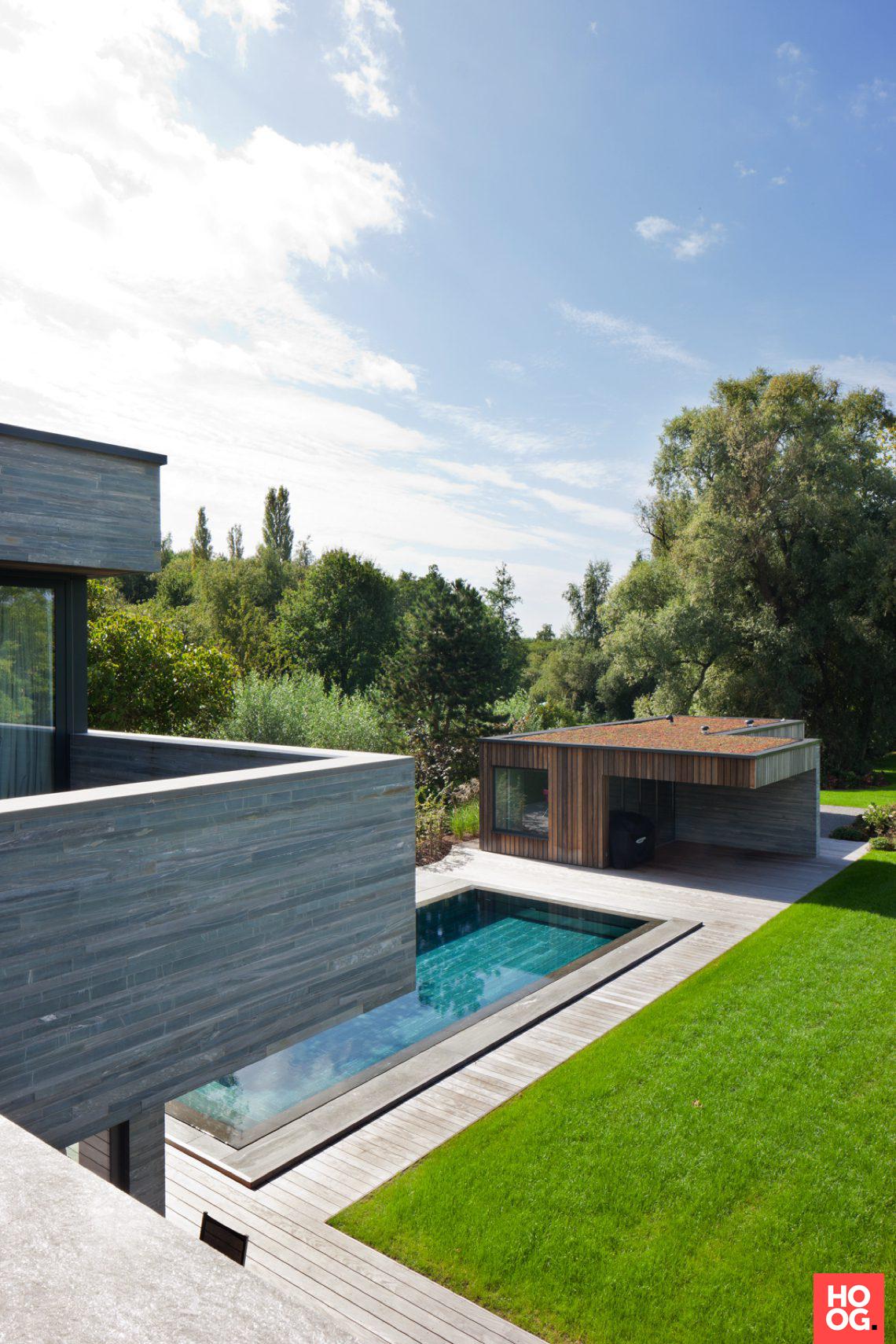 Architectenburo Anja Vissers - Villa Kessel - Hoog □ Exclusieve ...