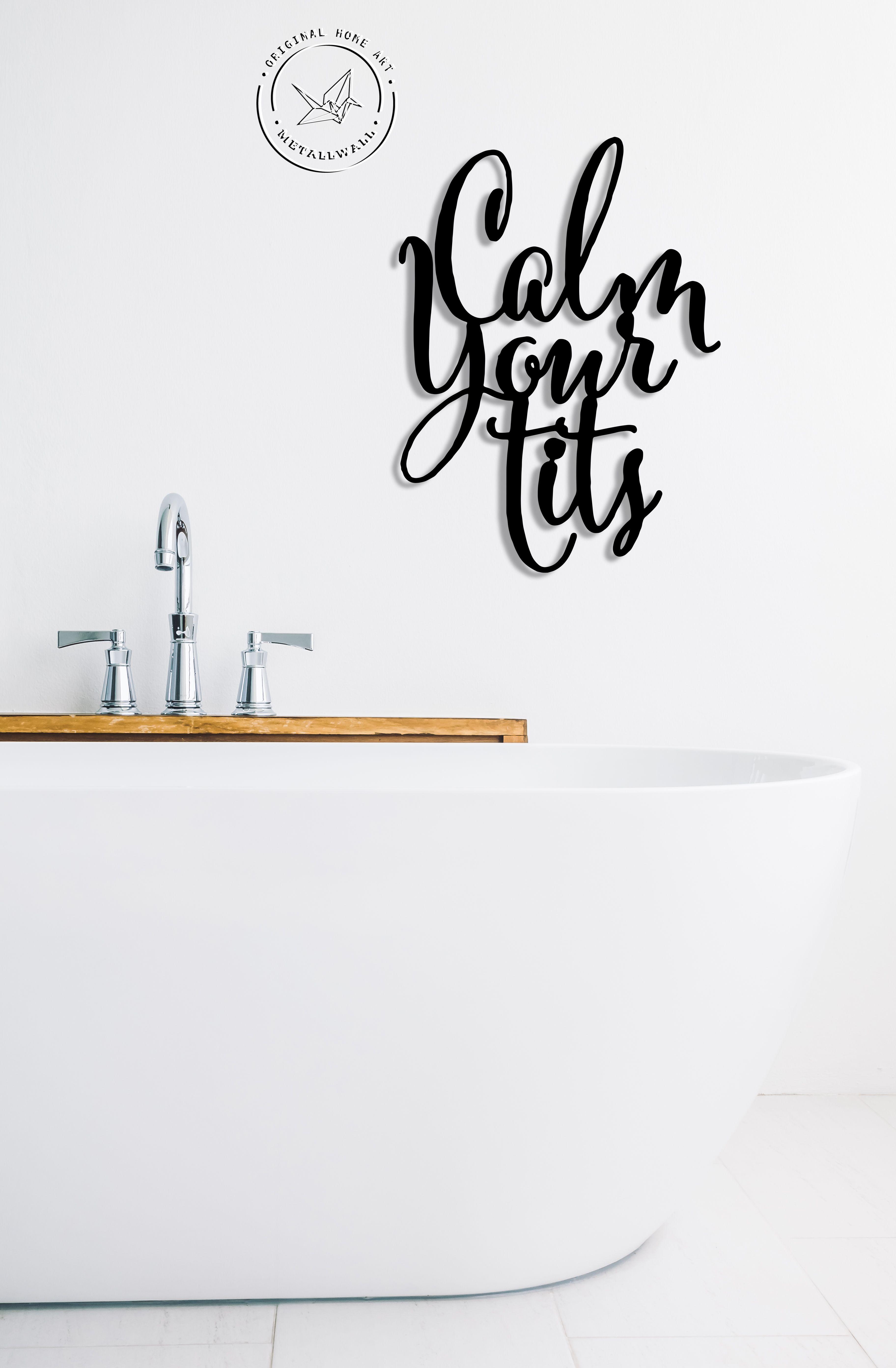 Pin On Bathroom Wall Decor