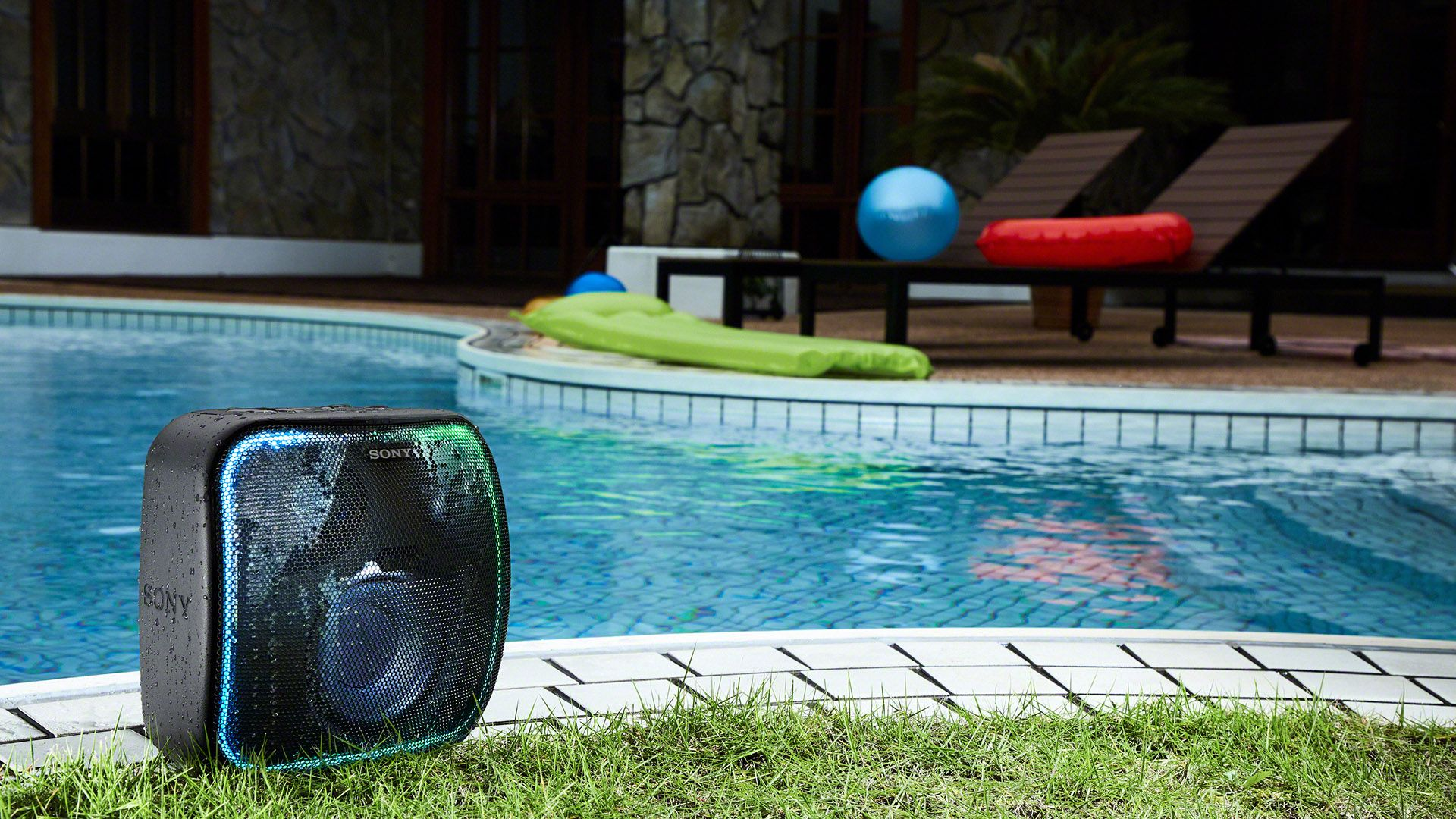 Sony Unveils New Party Focused Portable Wireless Speakers Ifa
