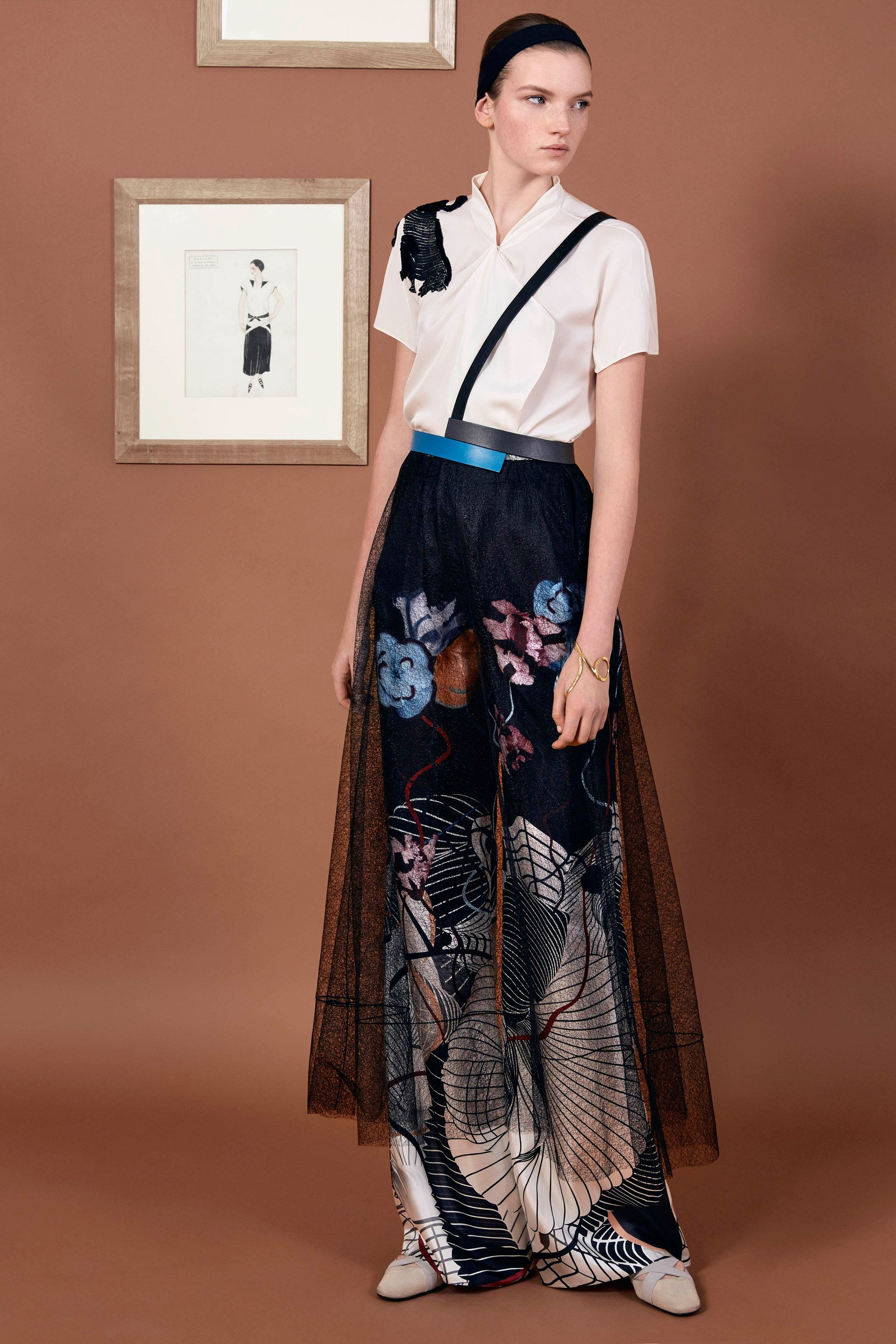 Pre-fall vionnet collection