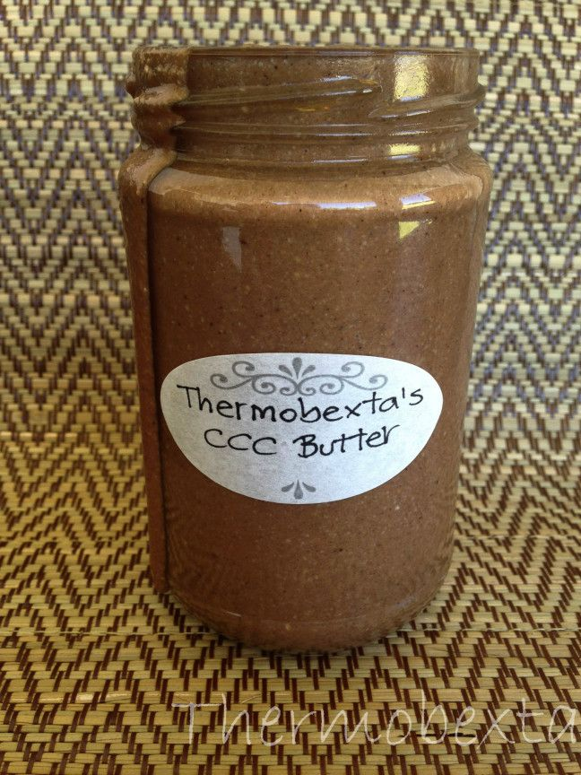 CCC Nut Butter