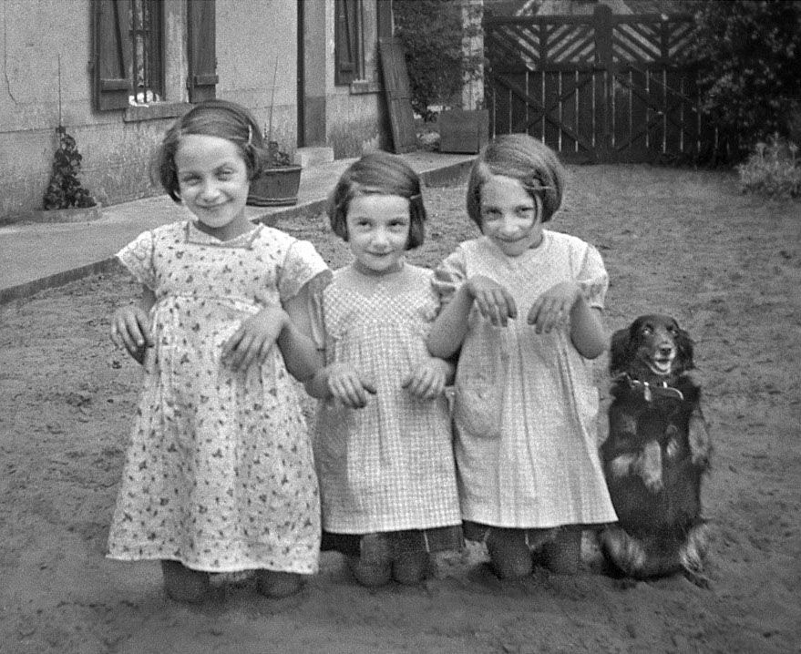 Kids always make us laugh - photographer unknown