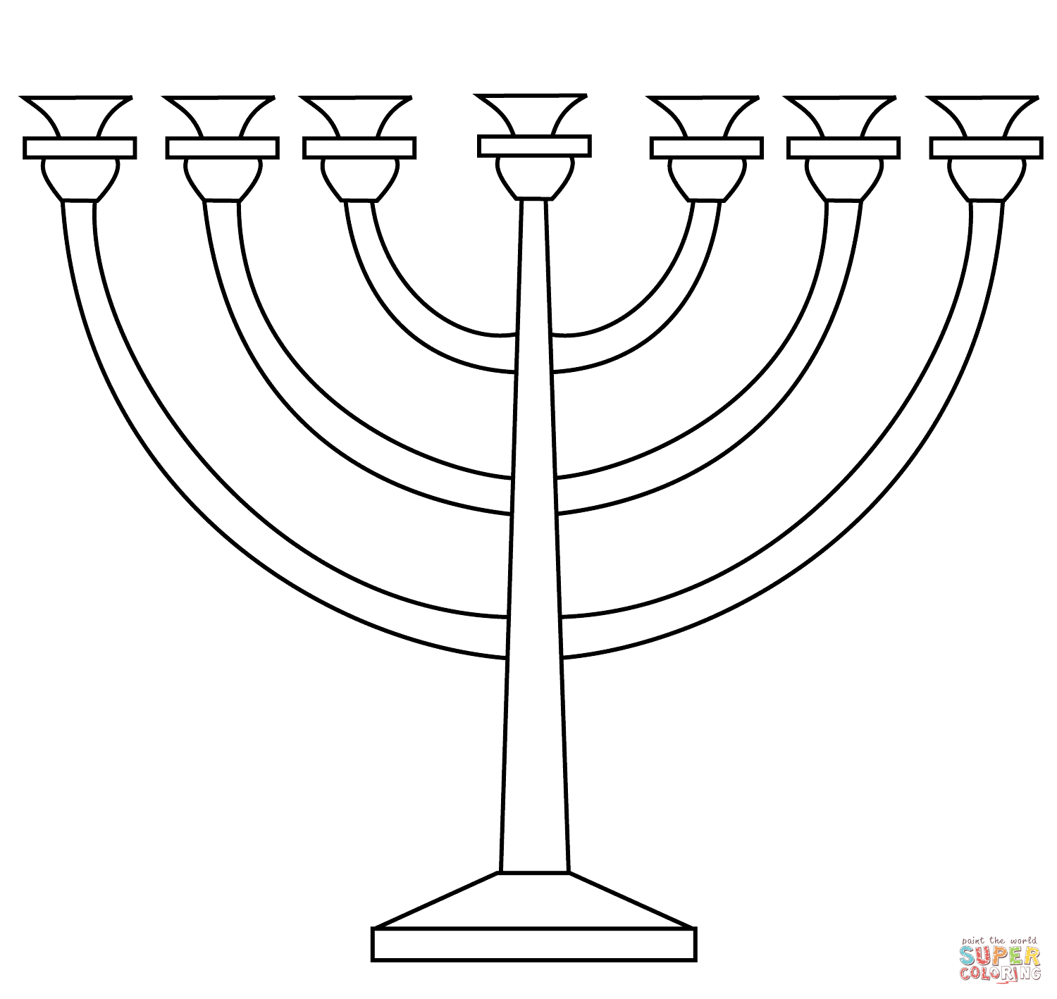 Menorah Free Printable Coloring Pages Free Printable Coloring Pages Hanukkah Crafts Printable Coloring Pages