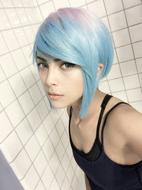 Anime Hairstyles In Real Life