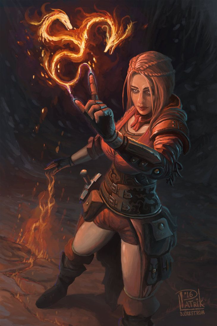 Playing With Fire By Patriartis Deviantart Com On