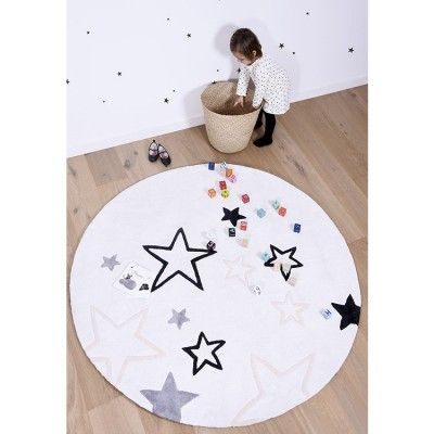 Tapis Rond Dream Girl By Michal Marko Diametre 150 Cm Tapis Rond Tapis Et Chambre Enfant