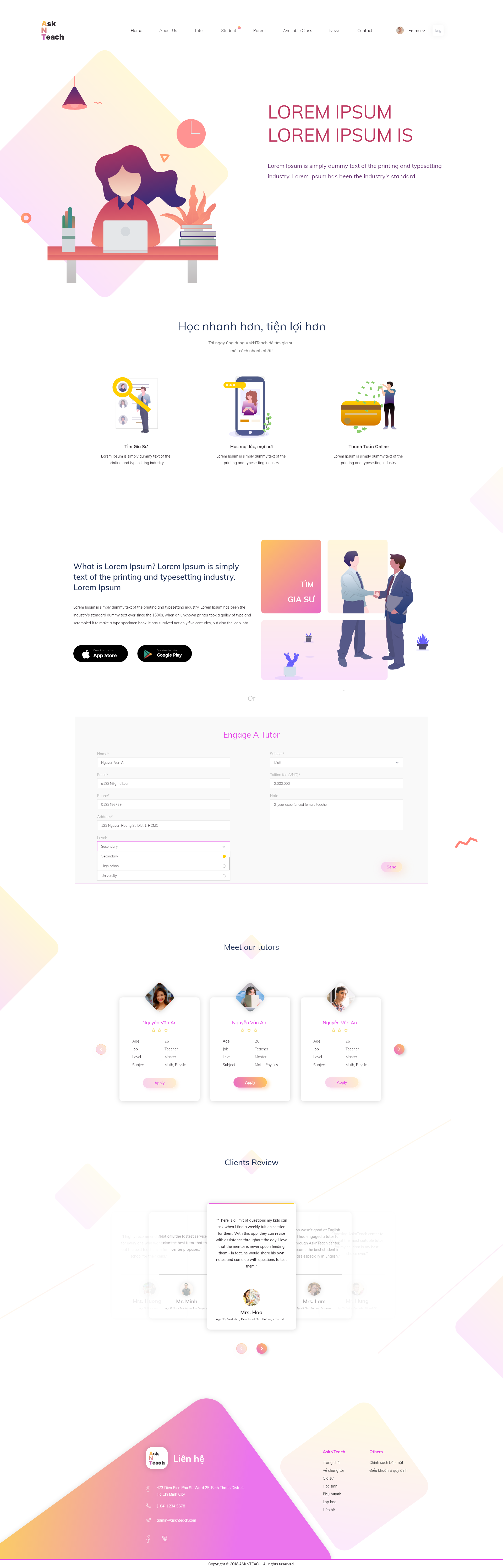 Check Out My Behance Project Web Design Https Www Behance Net Gallery 74632045 Web Design Web Design Trends Web Design Web Design Company