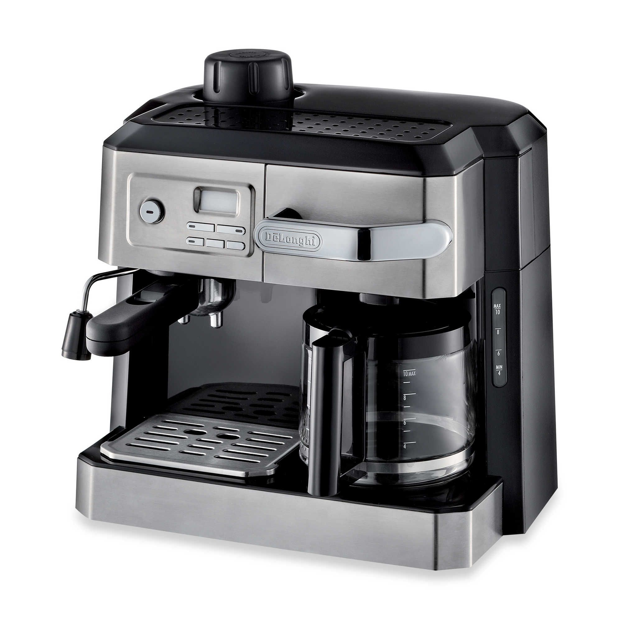 De'Longhi BCO330T Combination Steam Espresso Drip Coffee