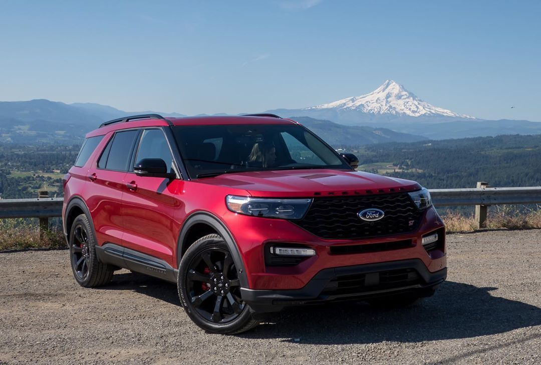 Ford Explorer St According To Ford Executives The New 2020 Ford