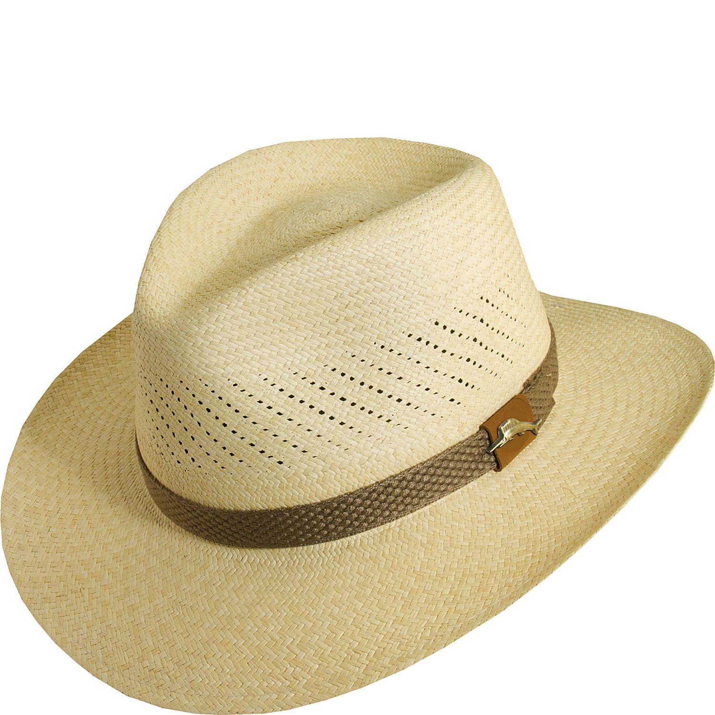 Tommy Bahama Panama Vent Outback W Web Trim - eBags.com Sombreros cf3b1b17549