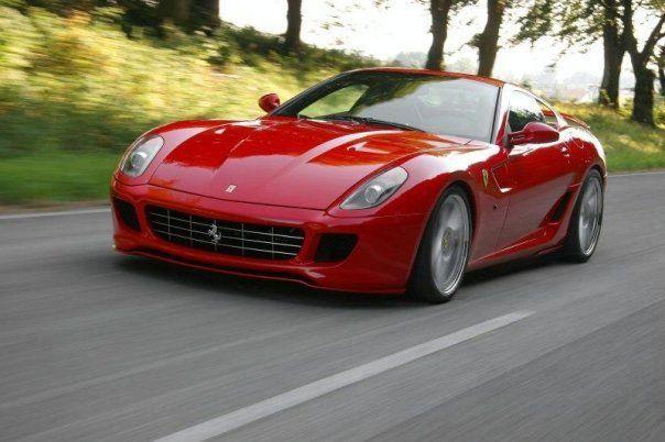 My Adventures Through A New World Super Cars Ferrari Ferrari 599