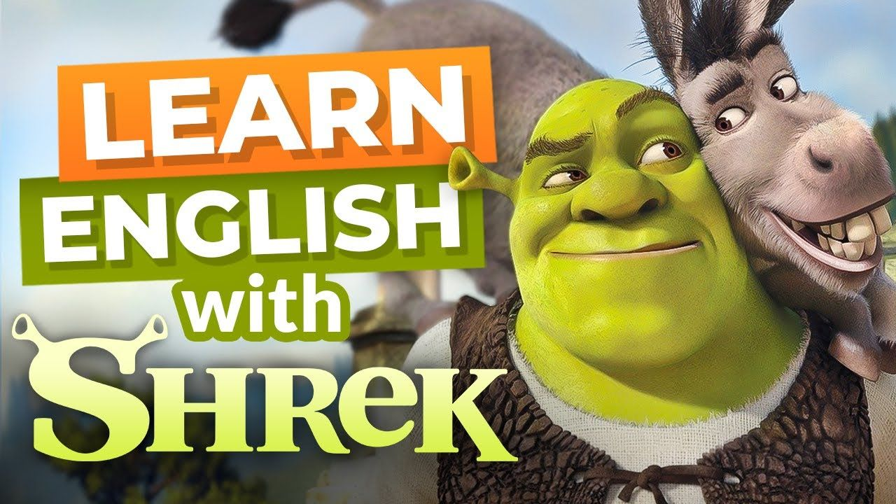 Learn English With Movies Shrek YouTube in 2020