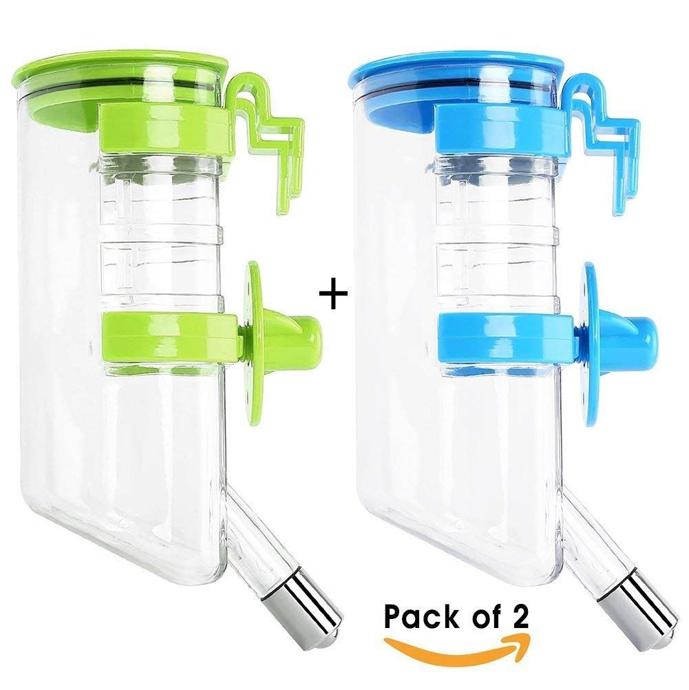 Minhe No Drip Pet Water Bottle Automatic Feeding for Dogs