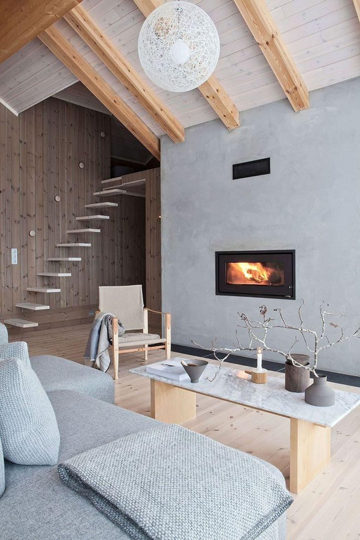 Receiving Room Interior Design: 43 Fantastic Light Grey Living Room Décor Ideas