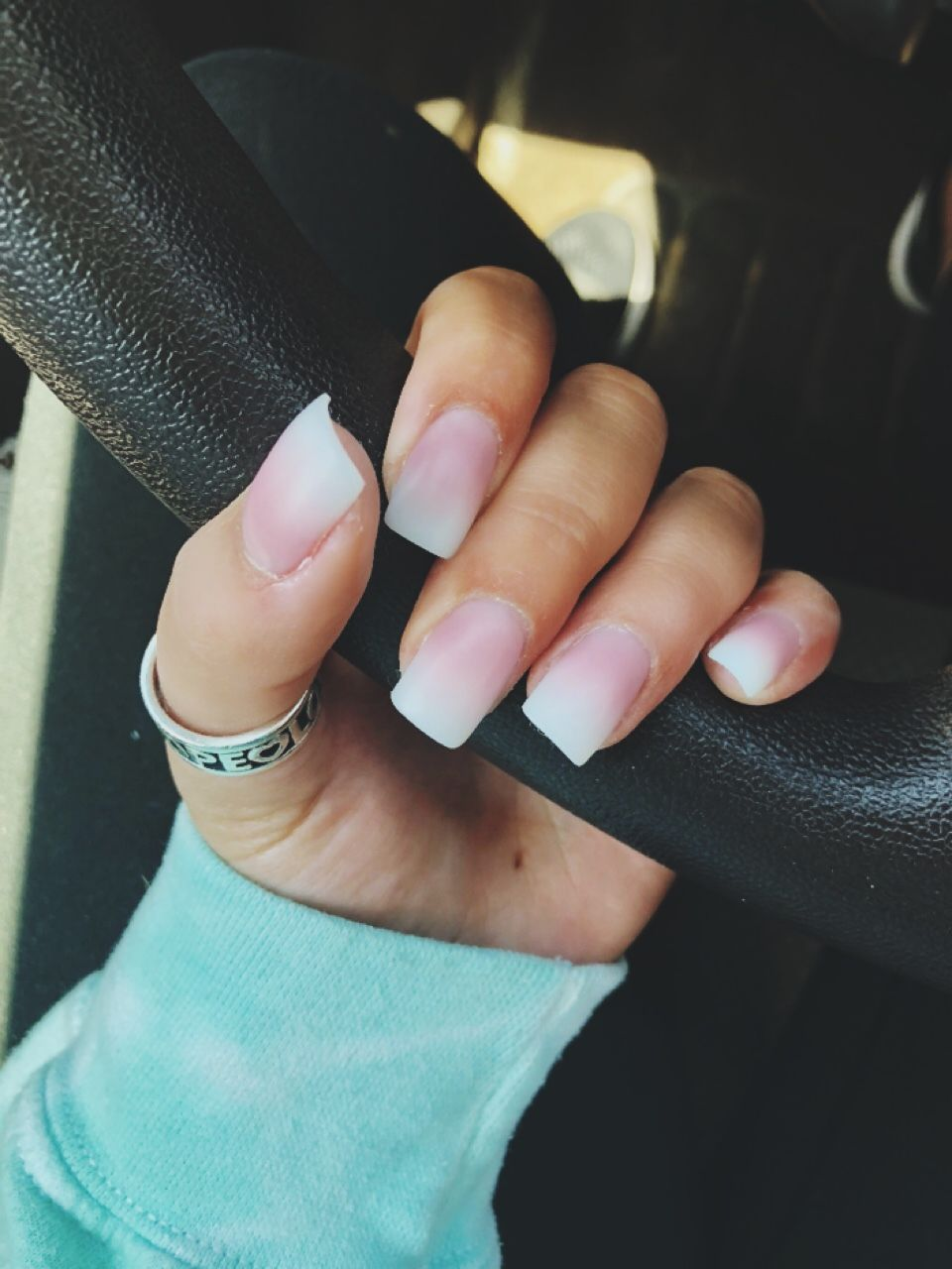 Ombre Square Nails Square Acrylic Nails Ombre Acrylic Nails