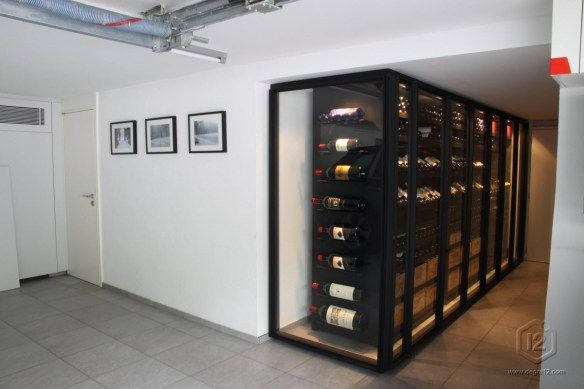 Armoire vin m tallique au garage anvers 2011 inspiring ideas pinterest cave and lofts - Armoire metallique garage ...