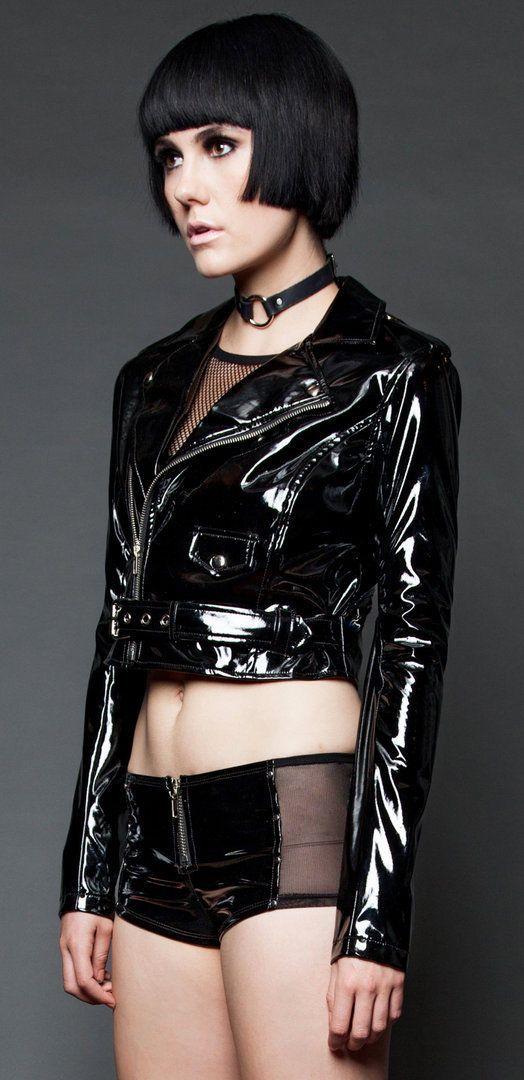 Fetish clothing plastic ebay