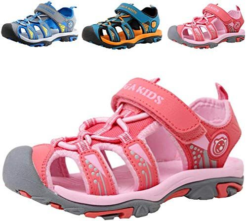 Toddler//Little Kid Boy/'s Outdoor Athletic Hiking Sandal