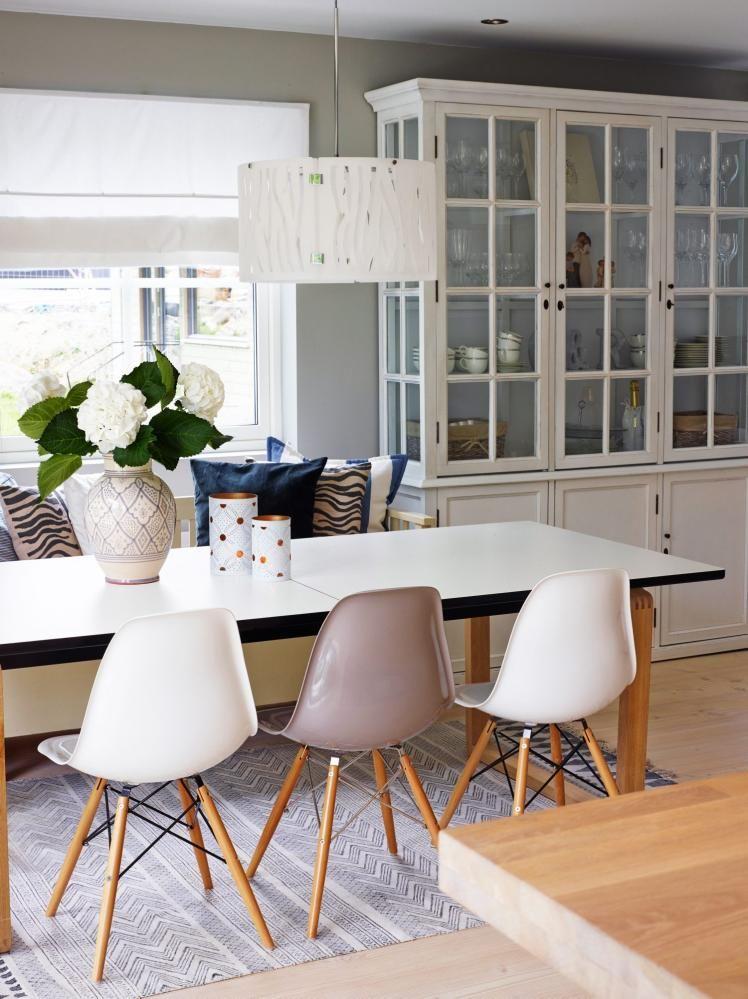 Une maison fifties rénovée en Norvège deco maison Pinterest