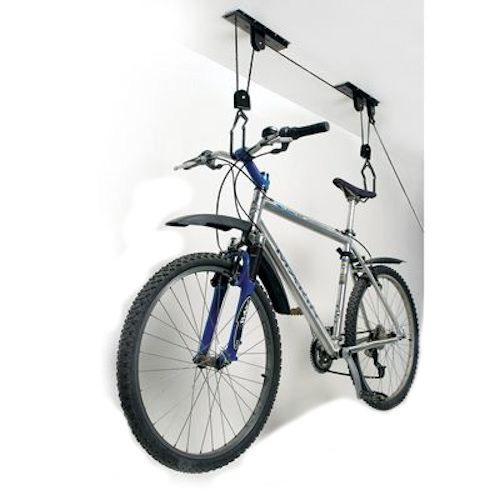 Silverline 554289 Rangement porte-vélo ascenseur 20 kg