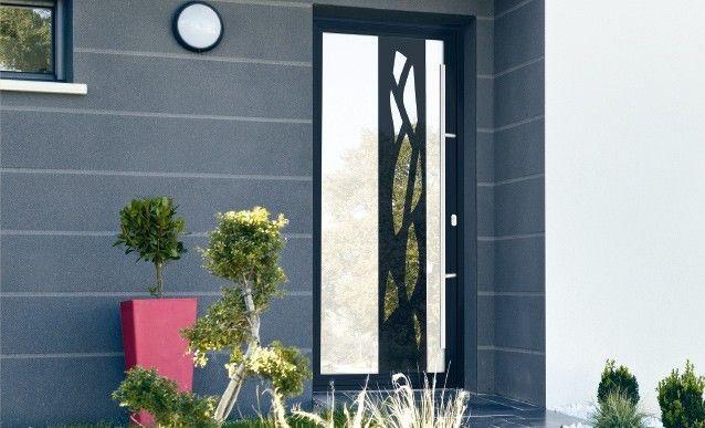 acheter une porte d 39 entr e comment choisir menuiseries ext rieures pinterest pvc. Black Bedroom Furniture Sets. Home Design Ideas