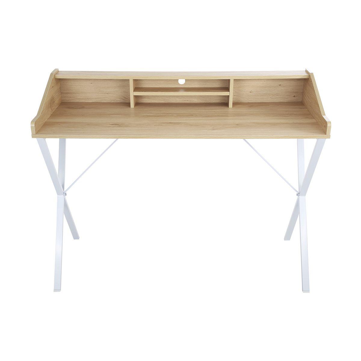 Scandi Tiered Desk Kmart Kmart Home Office Furniture Modern Scandi Bedroom