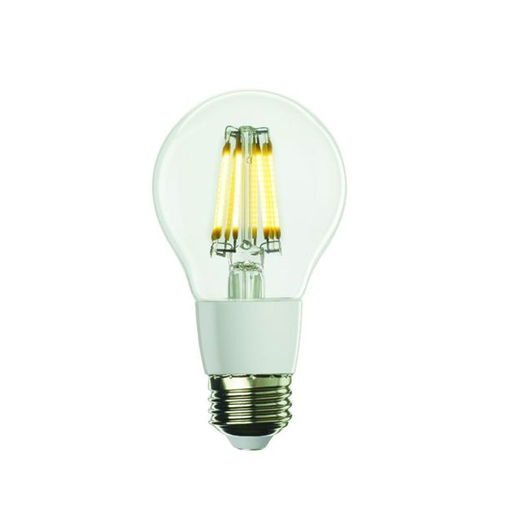 7w Led A19 2700k Filament Dimmable A Shape Lightbulb Sold As 10 Light Bulb Led Light Bulbs Led Commercial Lighting